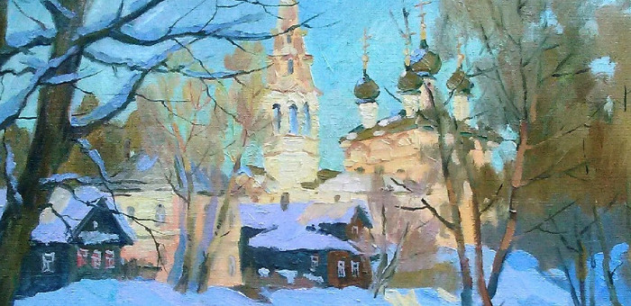 Деревня Ивонькино. 2010 год.